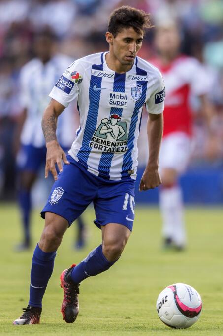 Fantasy Univision: El top 25 tras 6 jornadas de la Liga MX Jonathan Urre...