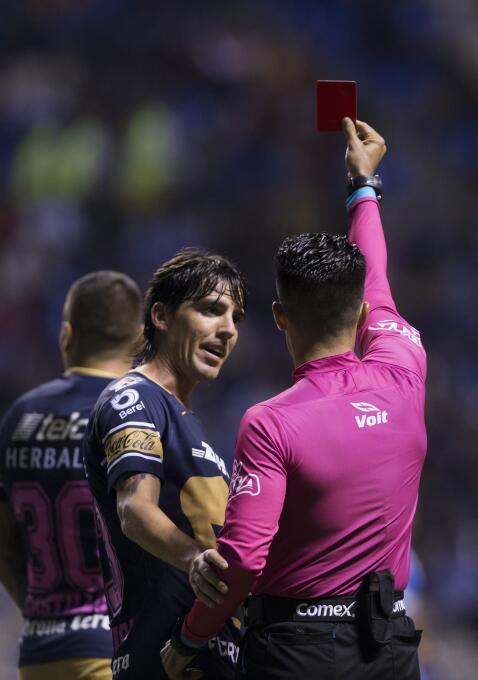 Los Pumas terminan de hundirse tras ser goleados por Puebla adonai-escob...