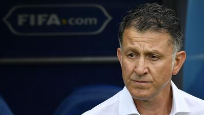 """Exclusiva   Juan Carlos Osorio: """"Triunfo de Alemania, sí nos cambió lo planeado"""""""