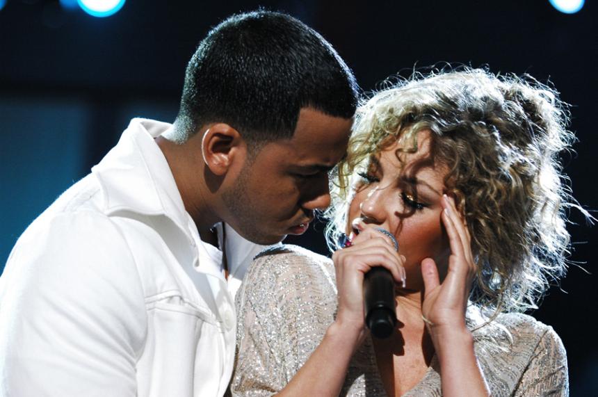 Thalía y Romeo en Premios Juventud.