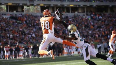 Highlights Semana 9: Jacksonville Jaguars vs. Cincinnati Bengals