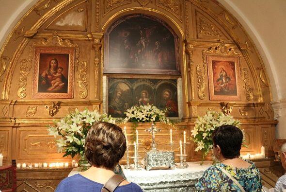 Capilla del Cristo (Santo Cristo de la Salud).