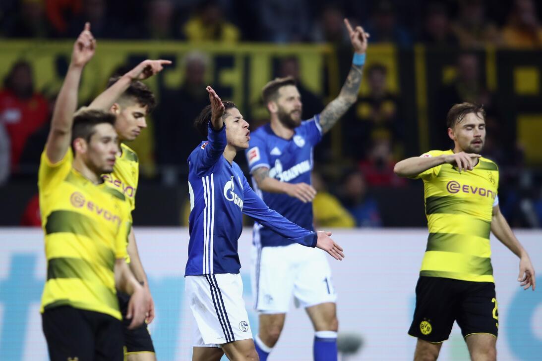 15 de abril - Schalke 04 Vs. Borussia Dortmund (Bundesliga)