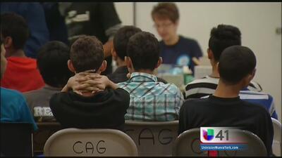 Coordinan ayuda para los niños inmigrantes que llegan a NY