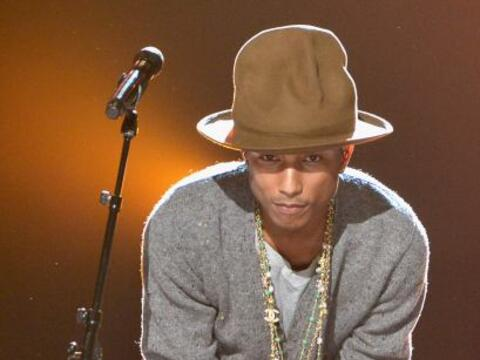 Super producer Pharrell has helped bring some of the classic hits like...