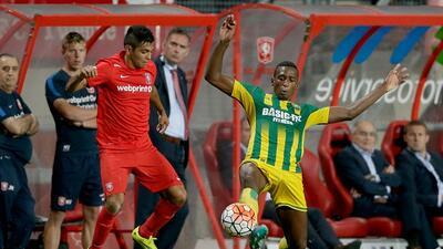 Jesús Manuel Corona no pudo evitar la goleada al Twente en su propia cancha