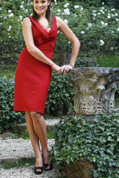 Alena Seredova, la mujer de Gianluigi Buffon