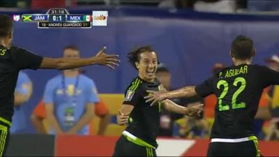 Andrés Guardado acabó con 6 goles en Copa Oro y fue nombrado el jugador del torneo