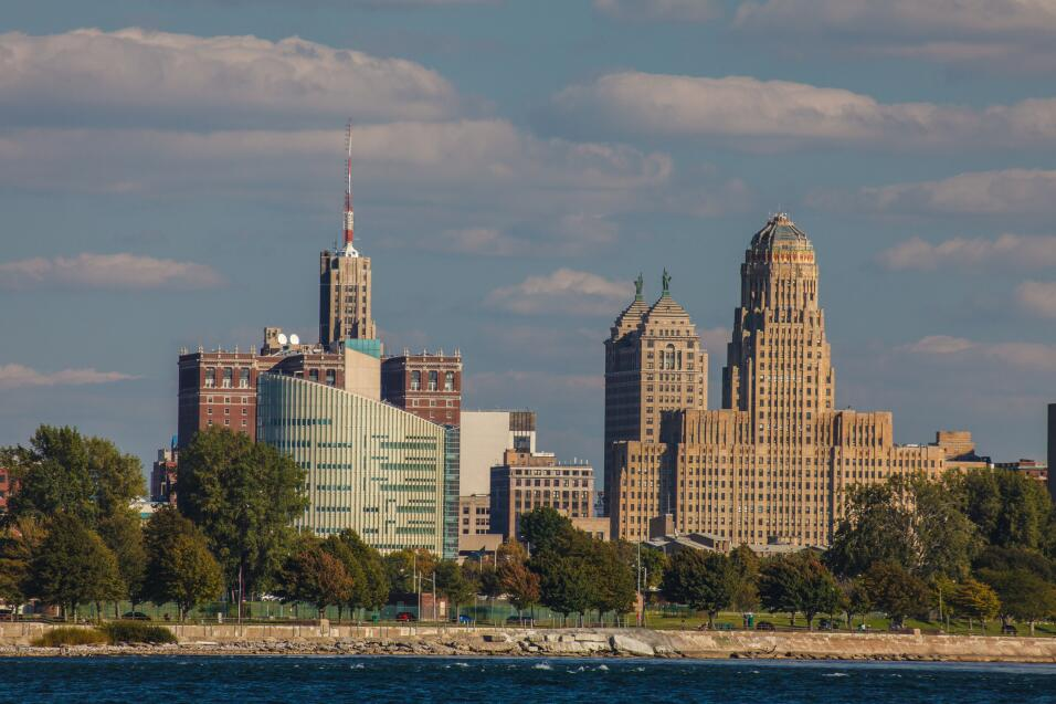 Buffalo, al norte del estado de Nueva York, es la ciudad más asequible d...