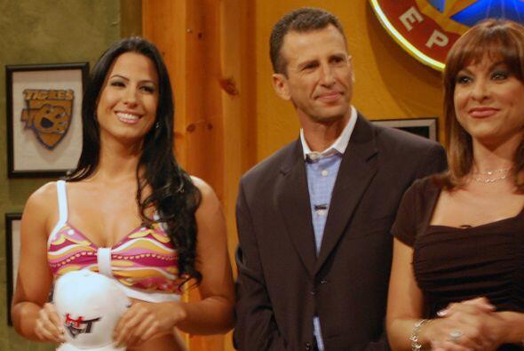 Alba, Félix y Rosana muy atentos a la competencia.