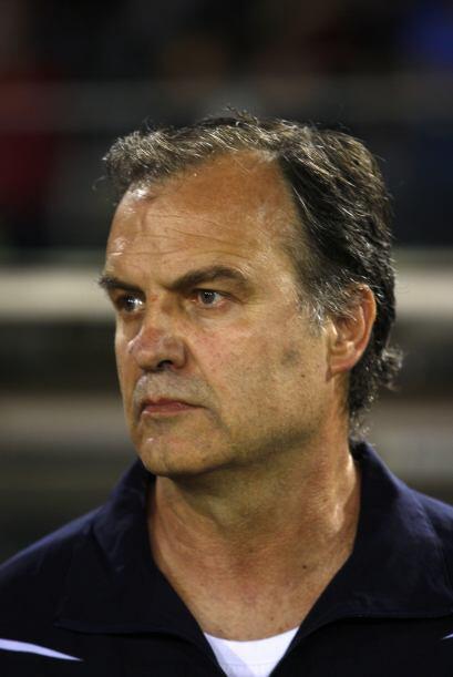 César Vaccia es el DT de los chilenos pero la huella de Marcelo Bielsa e...