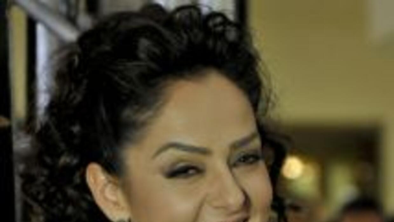 Andrea García posó en la revista H para Hombres y se presentó en una fir...