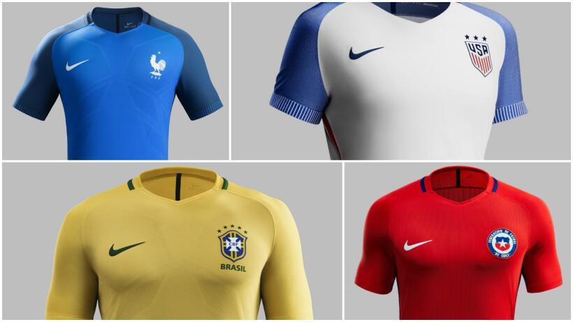 La Eurocopa y Copa América Centenario están a la vuelta de...