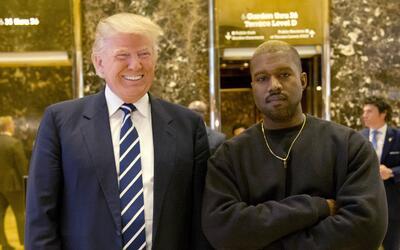 2016 fue duro Kanye West: canceló su gira, peleó con Beyoncé, Jay-Z y Ta...
