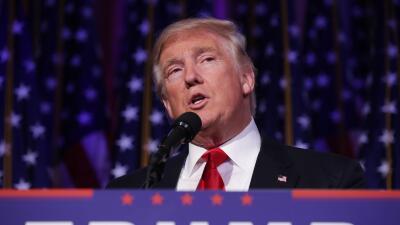 El próximo presidente se opone también a la expansi&oacute...