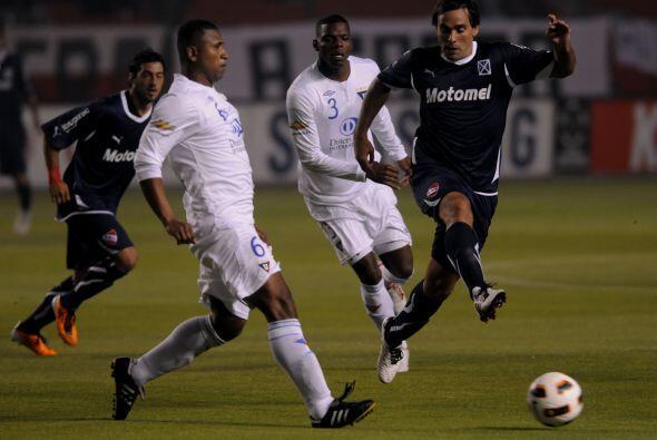 En la tercera jornada Peñarol recibirá a Liga de Quito en Montevideo el...