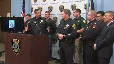 Policía de Houston comienza operativo para recapturar a los criminales que están violando su libertad condicional