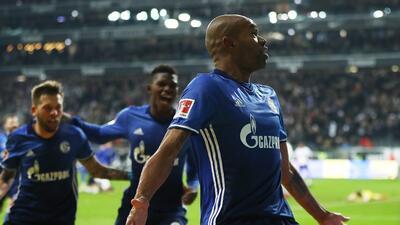 Frankfurt vs. Schalke 04