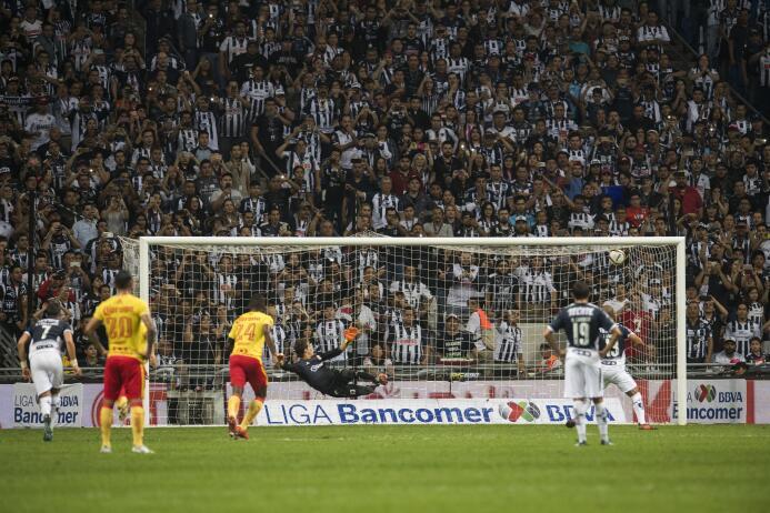 En Fotos: Monterrey golea a Monarcas y la Final Regia es un hecho gol-ca...