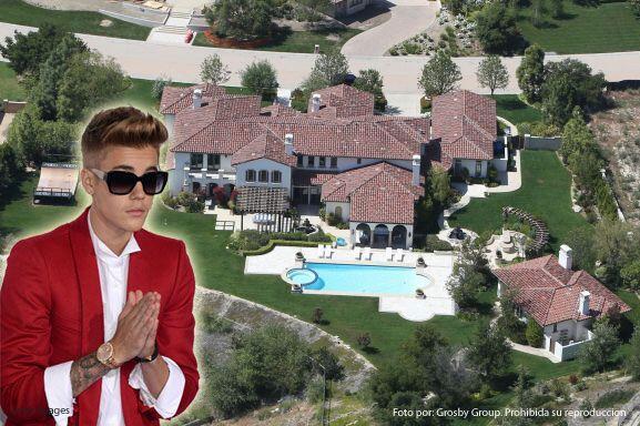 La policía de Los Ángeles cateó su casa en Calabasas. Todo para averigua...