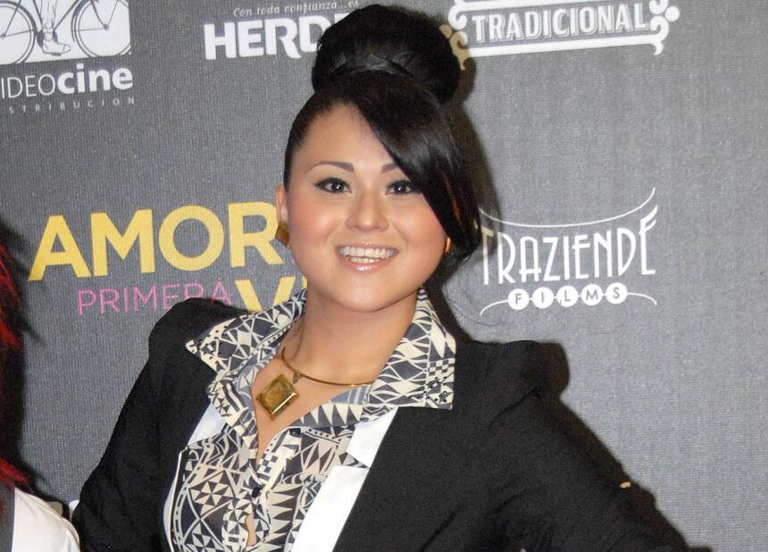 Araceli Ordaz, mejor conocida como 'Gomita', participó en el pro...