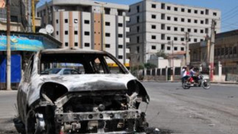 La violencia en Siria causa diariamente la muerte de más de un centenar...