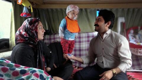 """Jude Law aboga por niños refugiados en """"la Jungla"""""""