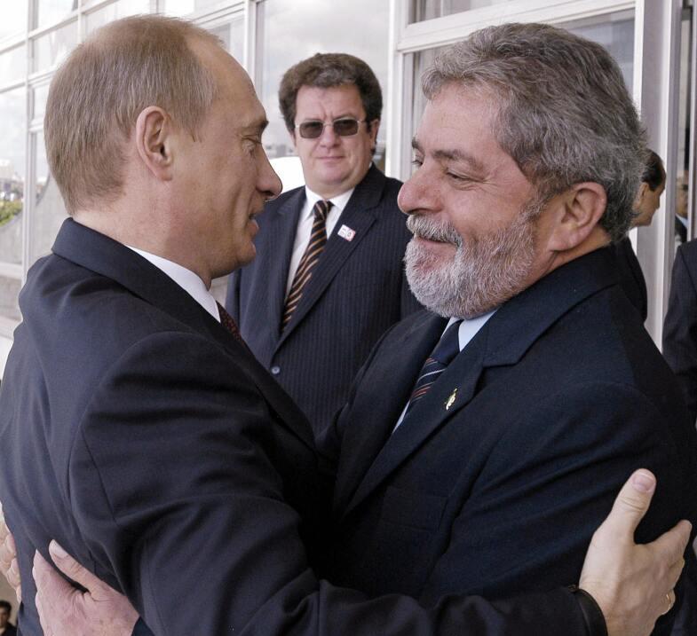 Vladimir Putin América latina
