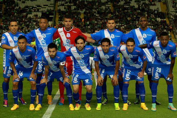 Puebla: La Franja volvió a armarse con jugadores prestados para encarar...