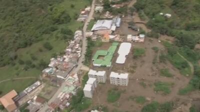 Al menos 45 muertes por una avalancha en el noroeste de Colombia