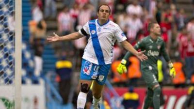 Cuauhtémoc Blanco sigue anotando goles, ahora se estrenó con la camiseta...