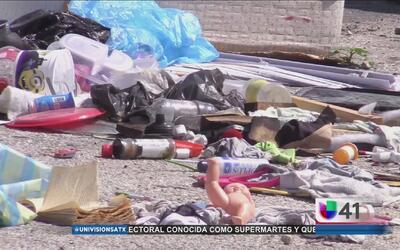 Basurero ilegal pone en riesgo salud de comunidad