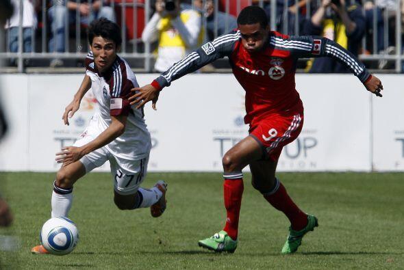 Toronto se recuperó de la derrota de media semana en CONCACAF.