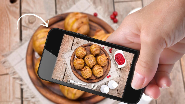 Las redes sociales en la cocina