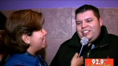 Duelo en entrevista con Estéreo Latino