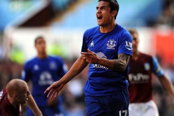 El marcador ya no cambió y el Everton sufrió su segunda derrota del torn...