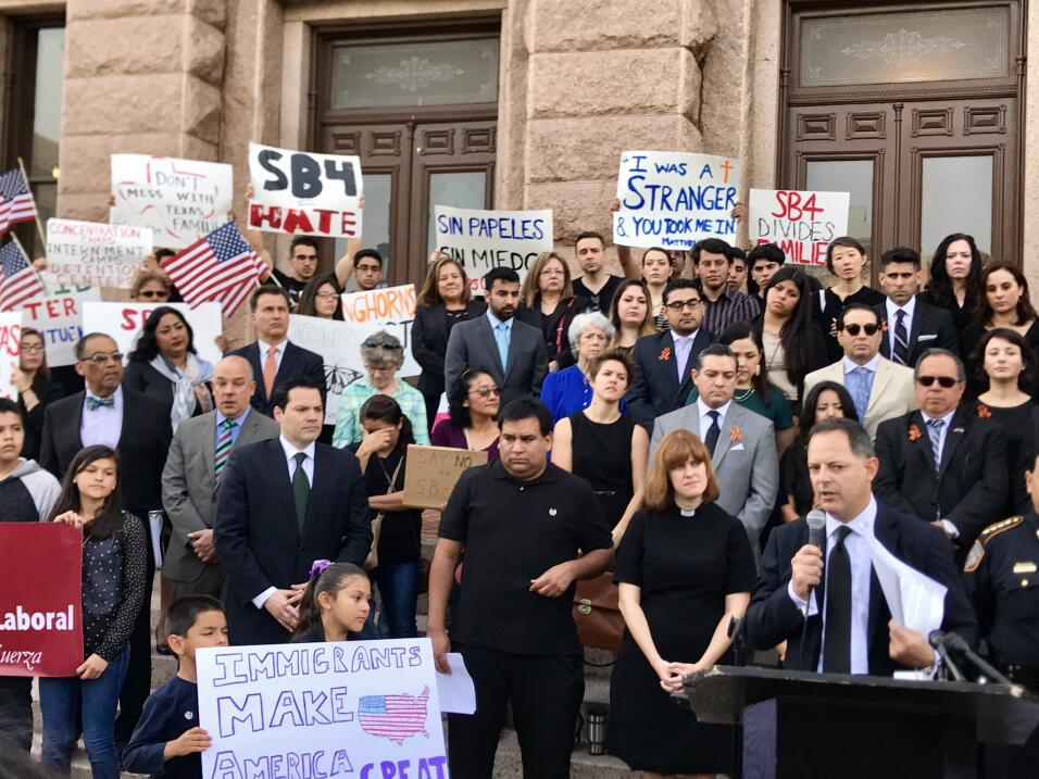 Los rostros detrás de la propuesta SB4, que busca eliminar a las ciudade...