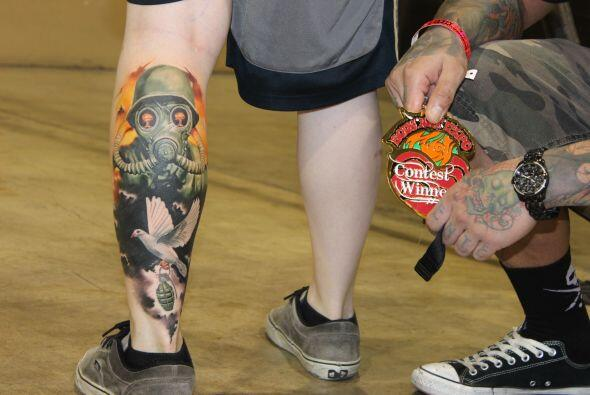 Tatuaje ganador!