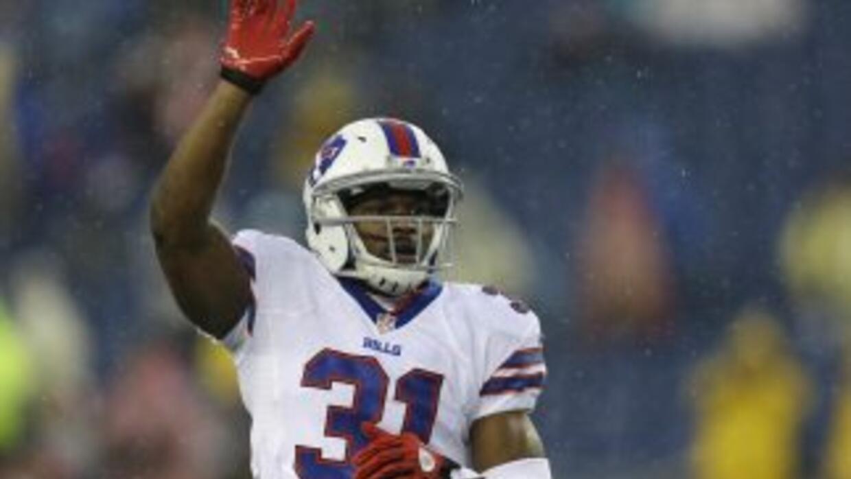 Jairus Byrd es uno de los mejores profundos en la NFL (AP-NFL).