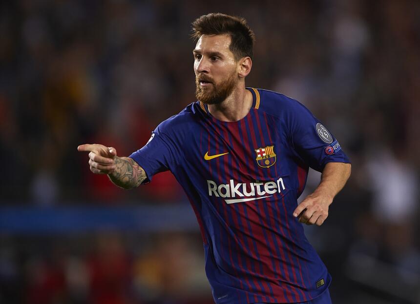 2. Lionel Messi (Barcelona) - Puntaje: 93