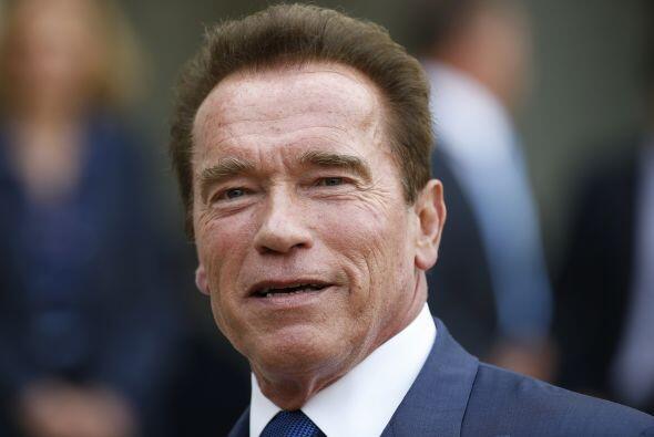 Schwarzenegger  fue elegido Gobernador de California en el 2003 y se pre...