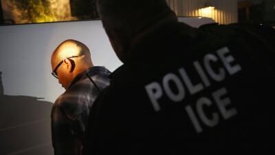 Redada de inmigración