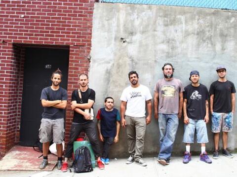 Un grupo de artistas plásticos puertorriqueños se uni&oacu...