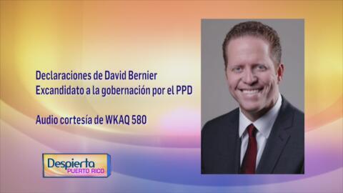 David Bernier habla sobre el arresto de Ramón Orta y uno de sus extrabaj...