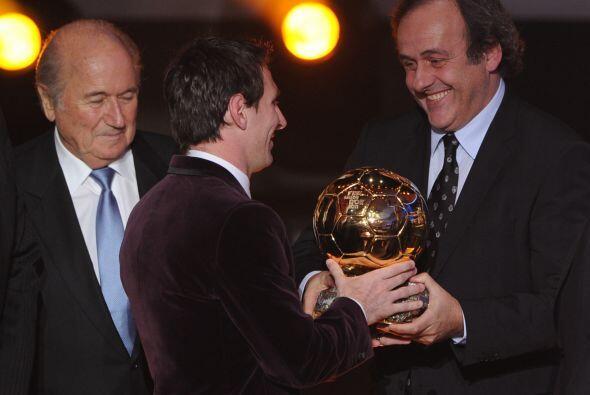El argentino se unió a un selecto grupo, del que forma parte Mich...