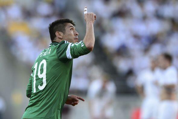 10 años de logros y éxitos para Oribe con el Tricolor en el que suma 16...