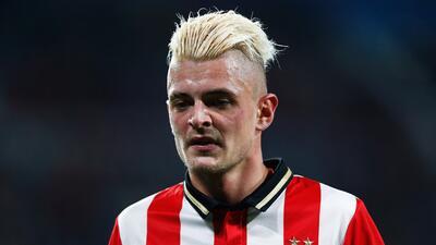 Lestienne, jugador del PSV