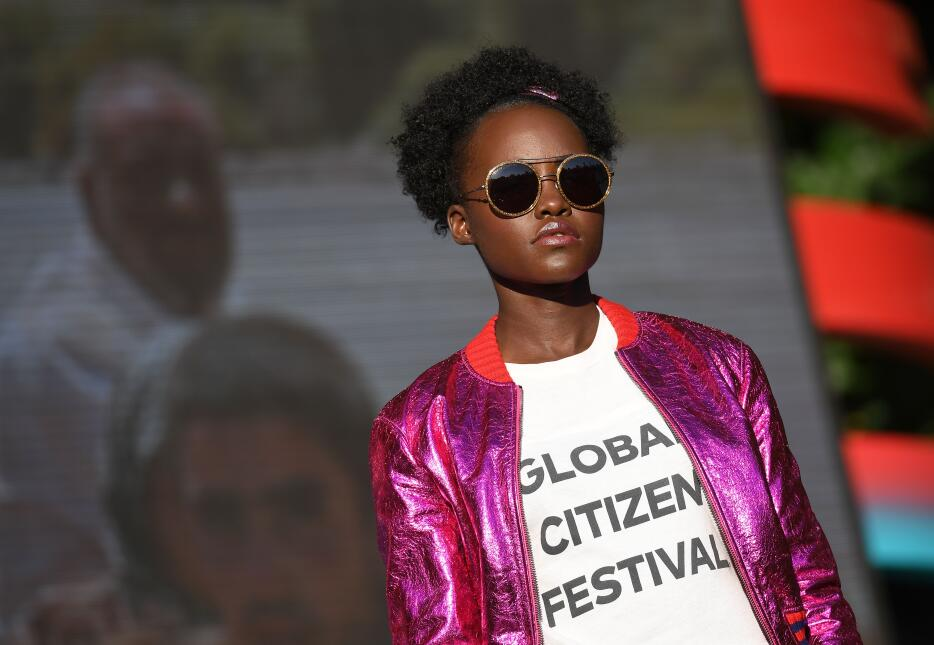 La actriz Lupita Nyong'o describió en The New York Times que el prod...