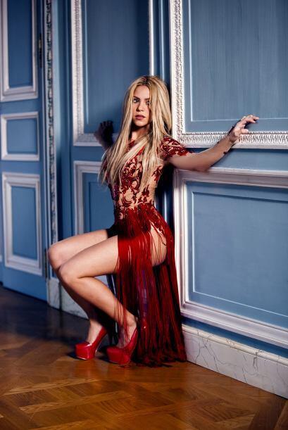 Shakira es una de nuestras latinas favoritas, pues siempre roba nuestros...