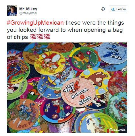 #GrowingUpMexican arrasa en la red